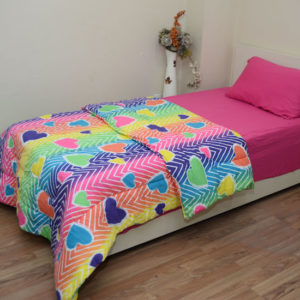 Dyed and Printed Sheet Sets